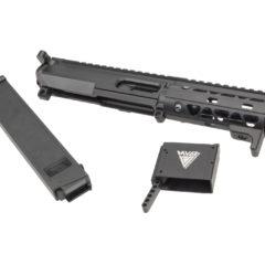 H&K USC  45acp Carbine (20)Rd Black Polymer Magazine   MVB Industries